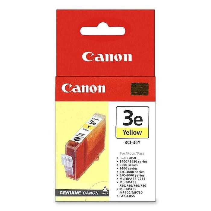 Cartucho Original Canon BCI-3EY