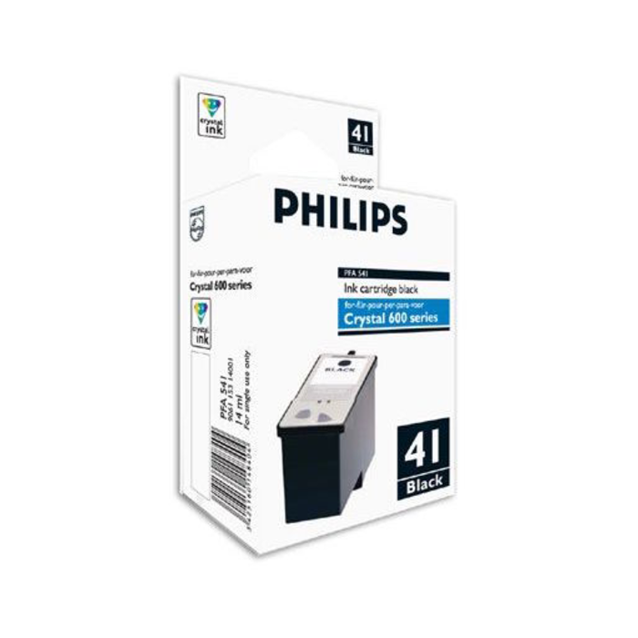 Cartucho Tinta Original Philips PFA-541 / 906115314001 Negro